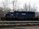 HLCX 8176  Ex- BN  SD40-2  Jan 12, 2007